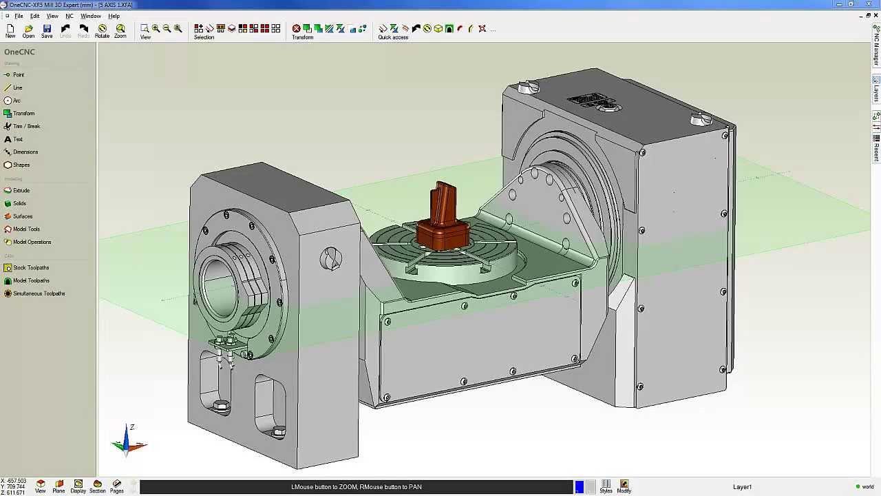 CAD/CAM System